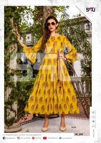 S4u-Hello-Spring-2019-Simple-And-Beautiful-Floral-Print-Kurtis-Wholesaler-In-Surat-3