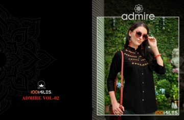 100 MILES ADMIRE-VOL 2 COTTON EMBROIDERED TUNIC WHOLESALE PRICE(3)JPG