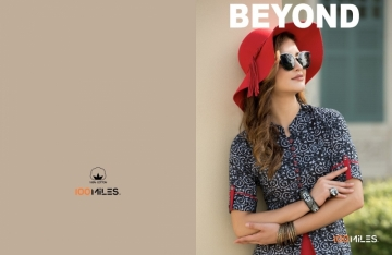 100 MILES BEYOND COTTON PRINT FLARE KURTIS WHOLESALE PRICE (1) JPG