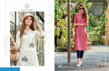 100 MILES MYSTERY COTTON TOPS KURTI WHOLESALE SUPPLER JPG (2)