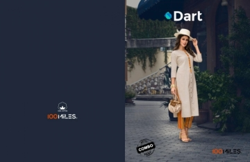 100 MILES PRESENTS DART RAYON COTTON FANCY KURTIS WITH PANT (01)jpg