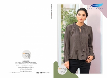 100 MILES PRESENTS FEATHERS WESTERN DESIGNER TOPS WHOLESALE PRICE (01) JPG