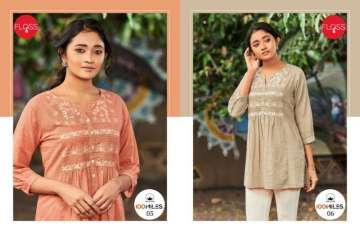 100-MILES-PRESENTS-FLOSS-PRUE-LINEN-COTTON-EMBROIDERED-TUNICS-SHORT-TOP-3