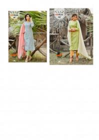 100-MILES-PRESENTS-NAAZ-COTTON-READYMADE-EMBROIDERY-KURTI-WITH-PANT-AND-DUPATTA-WHOLESALER-2