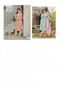 100-MILES-PRESENTS-NAAZ-COTTON-READYMADE-EMBROIDERY-KURTI-WITH-PANT-AND-DUPATTA-WHOLESALER-5