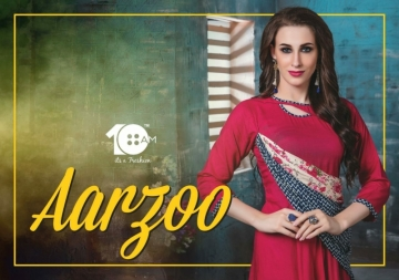 10AM AARZOO RAYON ANARKALI UMBRELLA KURTIS WHOLESALE PRICE (3)jpg