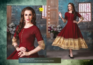 10AM AARZOO RAYON ANARKALI UMBRELLA KURTIS WHOLESALE PRICE (5)jpg