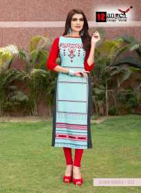 12 ANGEL ICONIC-3 DIGITAL PRINTED LONG KURTIS WHOLESALE PRICE (5) JPG