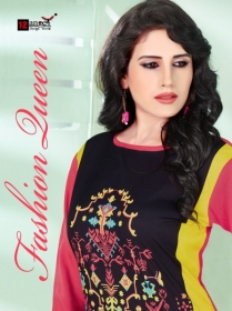 12 ANGEL ICONIC-4 DIGITAL PRINT LONG KURTIS WHOLESALE PRICE (1) JPG