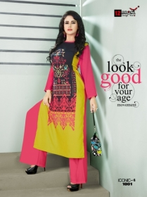 12 ANGEL ICONIC-4 DIGITAL PRINT LONG KURTIS WHOLESALE PRICE (3) JPG