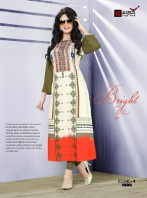 12 ANGEL ICONIC-4 DIGITAL PRINT LONG KURTIS WHOLESALE PRICE (6) JPG