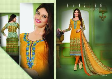AASHIRWAD CREATION PAKISATANI EMBROIDERED SUITS CATALOG WHOLESALE SUPPLIER SURAT (2) JPG