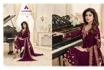 AASHIRWAD SHAMITA KURTIS WHOLESALE SUPPLIER (8) JPG