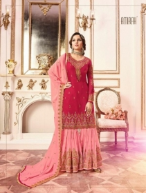 AMIRAH SHARARA VOL-02 SATIN GEORGETTE HEAVY EMBRODERY WORK SUITS WHOLESALE PRICE(2)JPG