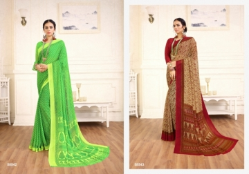 Antra-Present-Ishani-Vol-11-Chiffon-Print-Range-Casual-Wear-Saree-Dealer-2