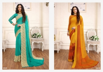 Antra-Present-Ishani-Vol-11-Chiffon-Print-Range-Casual-Wear-Saree-Dealer-7