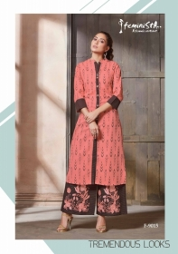FEMINISTA HASHTAG VOL 2 RAYON KURTIS WITH PALAZZO PANTS WHOLESALE PRICE(12)JPG