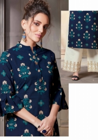 FEMINISTA HASHTAG VOL 2 RAYON KURTIS WITH PALAZZO PANTS WHOLESALE PRICE(7)JPG
