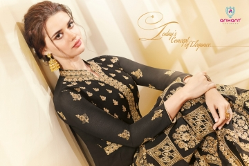 ARIHANT AADHVINNA VOL 2 ANARKALI SUITS WHOLESALE SUPPLIER (10) JPG