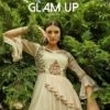 ARIHANT NX GLAM UP VOL-02 GEORGETTE PARTY WEAR GOWNS (01) JPG