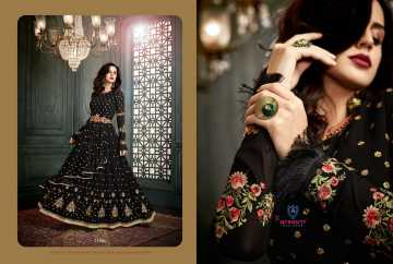 ARIHANT VIDHISHA GEORGETTE ANARKALI SUITS WHOLESALE PRICE (14) JPG