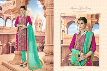 AVC KULFII BANARSI SILK SALWAR SUITS WHOLESALE PRICE (10) JPG