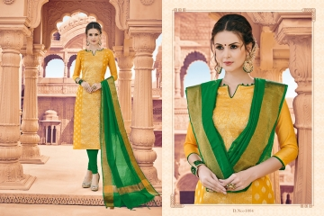 AVC KULFII BANARSI SILK SALWAR SUITS WHOLESALE PRICE (7) JPG