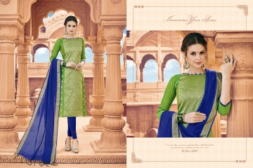 AVC KULFII BANARSI SILK SALWAR SUITS WHOLESALE PRICE (8) JPG