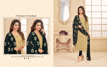 AVC PRINCE VOL-1 CAMRIC CHIKAN WORK WITH HAND WORK SALWAR SUITS WHOLESALE PRICE(4)JPG