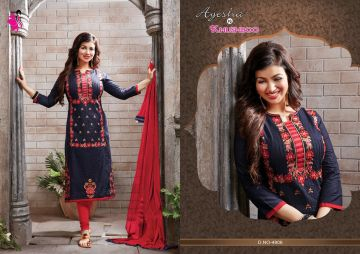 AYESHA TAKIA PURE LAWN COTTON MATERIAL EMBROIDERED SUITS WHOLESALE PRICE (2)JPG