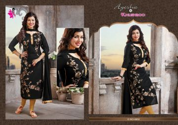 AYESHA TAKIA PURE LAWN COTTON MATERIAL EMBROIDERED SUITS WHOLESALE PRICE (3)JPG