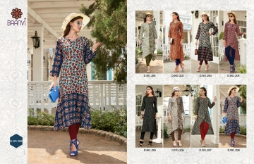 BAANVI FIREFOX VOL 2 LAWN COTTON PRINTED KURTI WHOLEALE PRICE (5) JPG