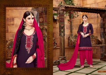 BAANVI MASTANI PATIYALA  GLACE COTTON WITH EMBROIDERED WORK SUITS WHOLESALER(4)JPG