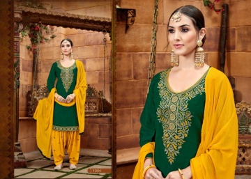 BAANVI MASTANI PATIYALA  GLACE COTTON WITH EMBROIDERED WORK SUITS WHOLESALER(5)JPG