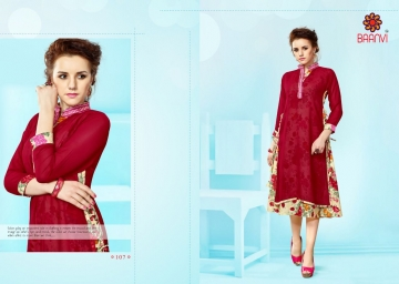 BAANVI NAAZ GEORGETTE KURTIS WHOLESALE PRICE (1) JPG