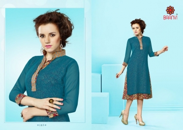 BAANVI NAAZ GEORGETTE KURTIS WHOLESALE PRICE (3) JPG