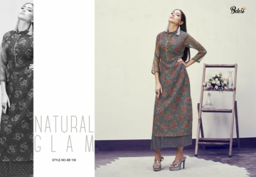 BDESI BLITZ FLORAL PRINTED DOUBLE LAYER KURTIS WHOLESALE PRICE(10)JPG