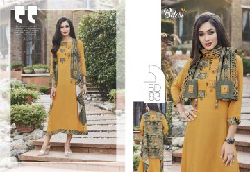 BDESI SUMMER SHINE COTTON KURTIS WHOLESALE PRICE (7) JPG