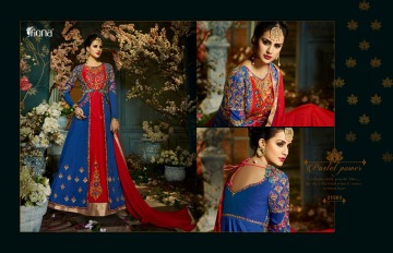 FIONA ZARA VOL 5 EMBROIDERED WEDDING SALWAR SUITS WHOLESALE PRICE (11)JPG