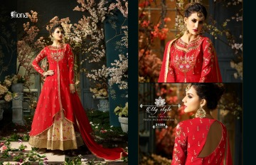 FIONA ZARA VOL 5 EMBROIDERED WEDDING SALWAR SUITS WHOLESALE PRICE (2)JPG