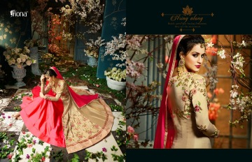 FIONA ZARA VOL 5 EMBROIDERED WEDDING SALWAR SUITS WHOLESALE PRICE (3)JPG