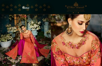 FIONA ZARA VOL 5 EMBROIDERED WEDDING SALWAR SUITS WHOLESALE PRICE (5)JPG