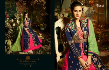 FIONA ZARA VOL 5 EMBROIDERED WEDDING SALWAR SUITS WHOLESALE PRICE (6)JPG