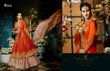 FIONA ZARA VOL 5 EMBROIDERED WEDDING SALWAR SUITS WHOLESALE PRICE (9)JPG