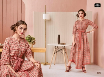 Four-Buttons-Hashtag-Pure-Cotton-Ankle-Length-Gown-Style-Kurti-Collection-13