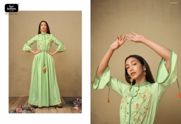 FOUR-BUTTONS-PRESENTS-FOUR-GEMS-PURE-VISCOSE-CHANDERI-EMBROIDED-LONG-GOWN-STYLE-KURTI-WHOLESALE-PRICE-01- (8)