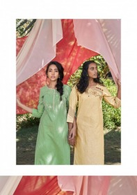 FOUR-BUTTONS-PRESENTS-PEACH-PURE-WEAVING-COTTON-KURTI-WITH-PANT-13-JPG