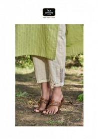FOUR-BUTTONS-PRESENTS-PEACH-PURE-WEAVING-COTTON-KURTI-WITH-PANT-7-JPG