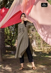 FOUR-BUTTONS-PRESENTS-PEACH-PURE-WEAVING-COTTON-KURTI-WITH-PANT-9-JPG