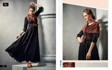FOUR BUTTONS SHADES VOL 2 COTTON SILK DIGITAL PRINTED KURTIS WHOLESALE SUPPLIER SURAT (9) JPG